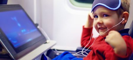 How To Take The Stress Out of Flying With Young Children