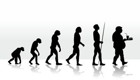 Human evolution and eating habits