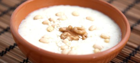 Adrenal Fatigue Porridge