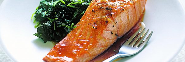 Adrenal Fatigue Coach Baked Salmon